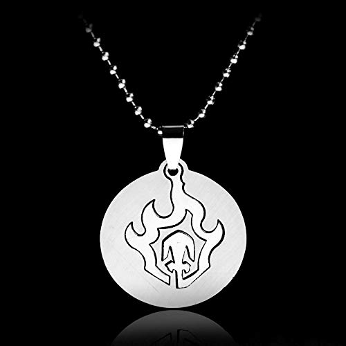 DTKJ Ainme Jewelry Naruto Collar Kakashi Shippuuden Eyes ...