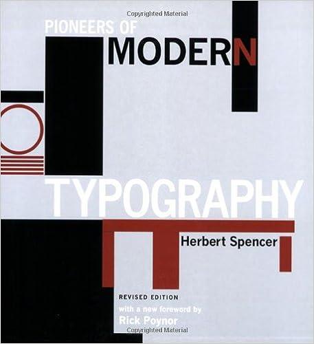 Amazon pioneers of modern typography 9780262693035 herbert amazon pioneers of modern typography 9780262693035 herbert spencer rick poynor books fandeluxe Gallery