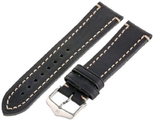 Hirsch 109002-50-22 22 -mm  Genuine Calfskin Watch Strap