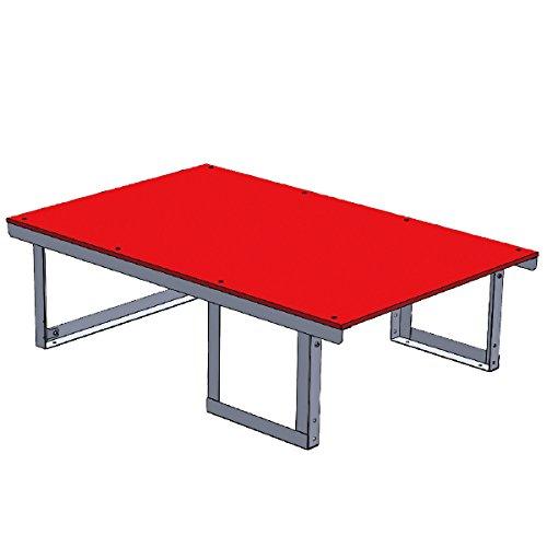 ジェフコム:バンキャビネット(テーブル) SCT-T08 B06Y5DVP3Z