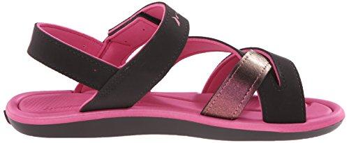 II Sandal rider w Sandal pink W Plush Black Womens Plush Ii rq6tfxwY6