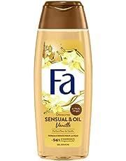 Fa Cream & Oil żel pod prysznic olejek arganowy / kwiat wanilii, 250 ml
