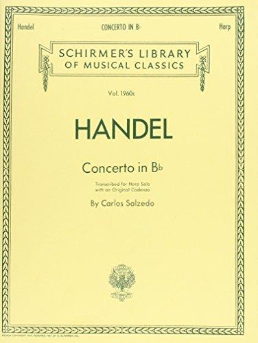 (Concerto in B Flat: Schirmer Library of Classics Volume 1960 Harp Solo)