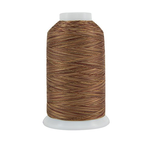 Superior Threads 121029XX983 Cedars 3-Ply 40W King TUT Cotton Quilting Thread, 2000 yd