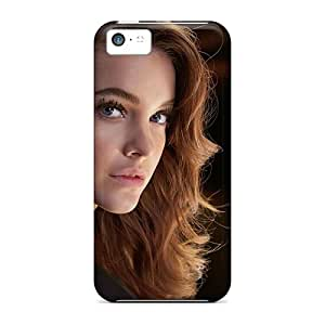 Tpu Case For Iphone 5c With Barbara Palvin Beautiful