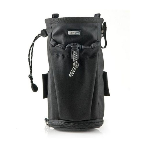 Think Tank Multimedia Mic Drop In, Expandable Microphone Case Fits up to a 16'' Long Mic.
