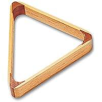 Triángulo para piscina-B, 57,2 mm madera