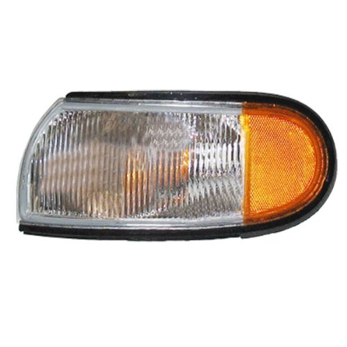 1993-1994-1995 Nissan Quest & Mercury Villager Corner Park Lamp Turn Signal Marker Light Left Driver Side (93 94 95)
