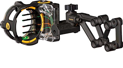 Trophy Ridge React H4 Bow Sight (4 Pin Sight Bow)