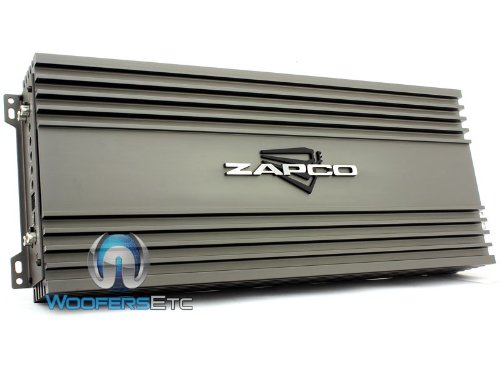Photo Z-2KD - Zapco Monoblock Class D Sound Q Bass Amplifier