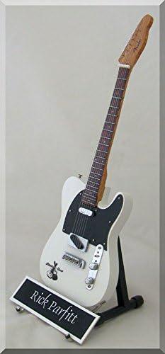 Rick Parfitt Status Quo en miniatura guitarra Telecaster W/Nombre ...