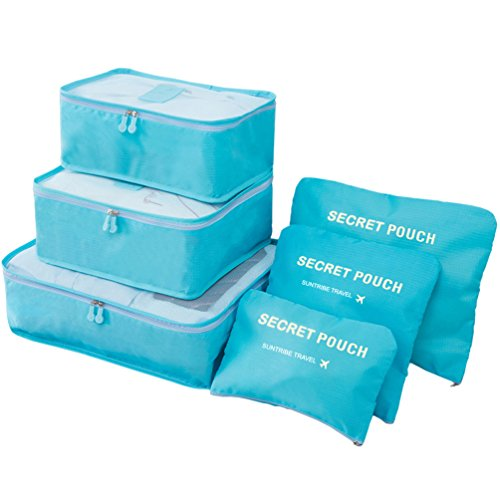 Compact Suitcase Packing - 1