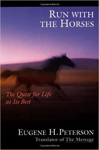 9ae7b852312bc Run with the Horses: The Quest for Life at Its Best: Amazon.in ...