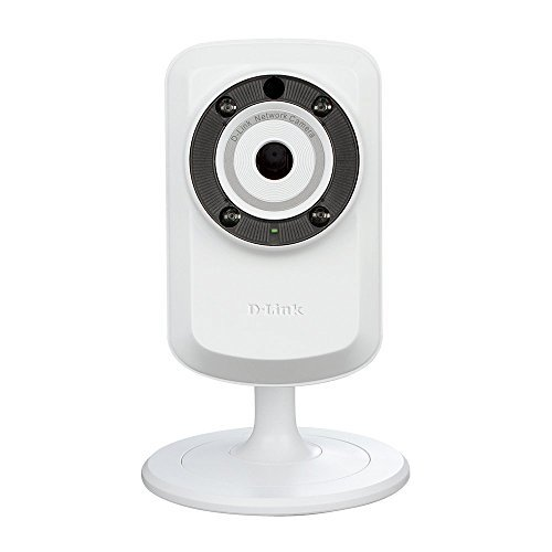 D-Link Wi-Fi Day & Night Cloud Camera - White