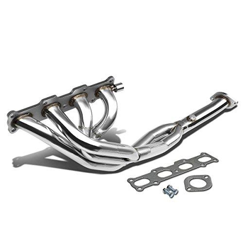 - For Mazda Miata MX-5 4-2-1 Design Tri-Y Stainless Steel Exhaust Header Kit - NA 1.8L
