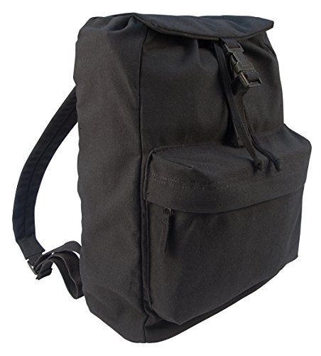 Rothco Canvas Daypack, Black from Rothco