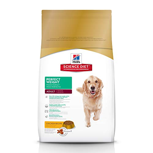 Hill's Science Diet Dry Dog Food, Adult 7+, Small Bites, Chicken Meal, Barley & Brown Rice Recipe, 5 lb bag