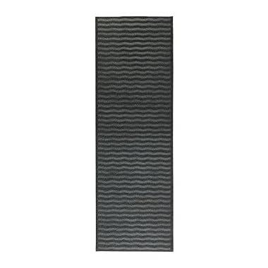 Ikea Indoor Gray Entryway Hallway Runner Mat Rug Anti-slip 26 X 78