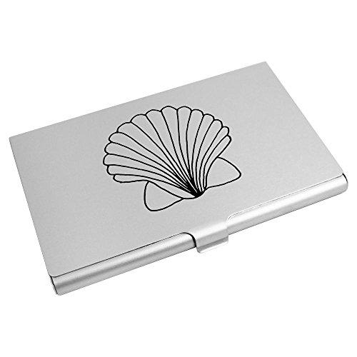 Business Shell' Credit Azeeda Holder Card Wallet Card CH00007613 'Scallop nxTq415qEw