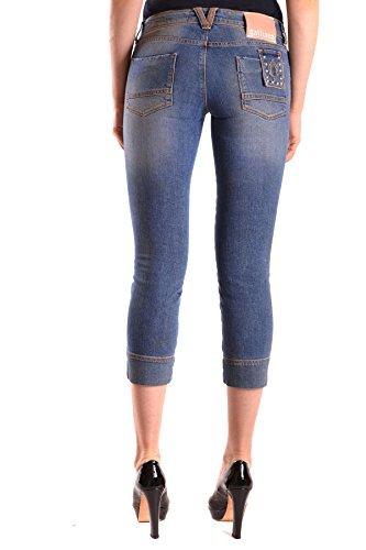 Galliano Mujer MCBI130063O Azul Algodon Jeans
