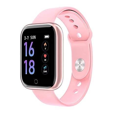 Amazon.com: RONSHIN Fashion T80 Smart Watch Women Men Sports ...