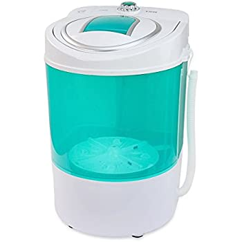 New MTN G Electric Mini Portable Compact Washer Washing Machine 12Gal  Capacity 110V