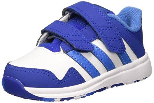 adidas Snice 4 CF I - Zapatillas De Running Niños Blanco / Azul
