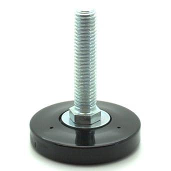 Pack Of 10 Heavy Duty Adjustable Feet Screw In Feet M12 X