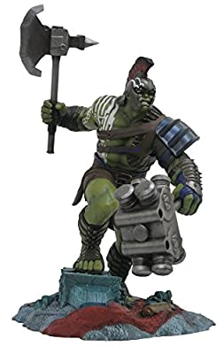 DIAMOND SELECT TOYS Marvel Gallery: Thor Ragnarok Hulk PVC Vinyl Figure