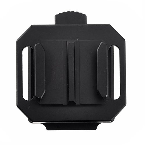 Goliton Aluminum Mount NVG Mount Base for Gopro Hero4/3+/3/2/1 - Black