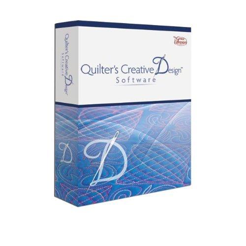 Grace Quiter'S Creative Design Software For Pantographs, Quilt Patterns And Borders (Software Design Quilt)