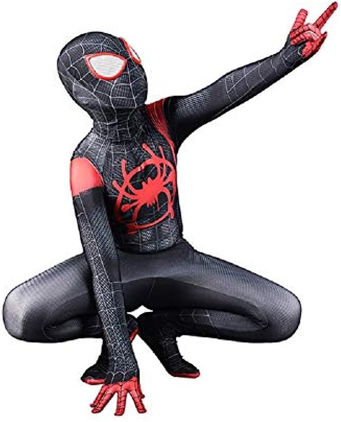 RELILOLI Into the spider costume