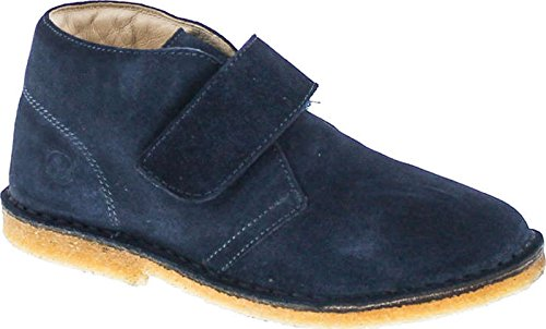 Naturino Kids 2931 Fashion Chukka Boots,Velour Blue,31