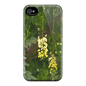 Scratch-free Phone Cases For Iphone 6- Retail Packaging - Flowering Plants