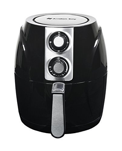 Costzon 1500w Electric Air Fryer Cooker With Rapid Air