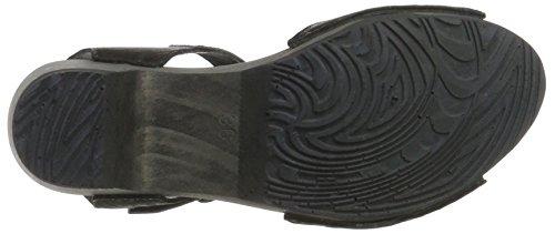 Think Zunda - Tira de tobillo Mujer negro (SZ/KOMBI 09)