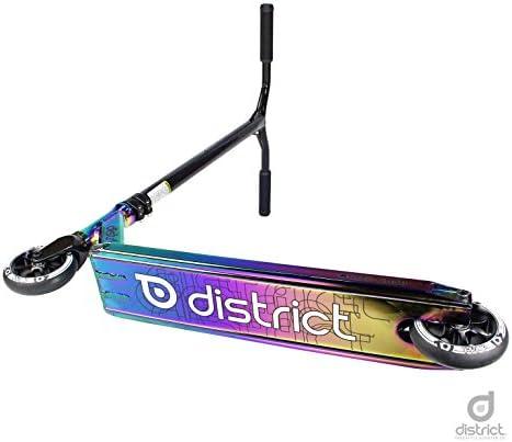 Amazon.com: District C050, Pro Scooter, patineta: Sports ...