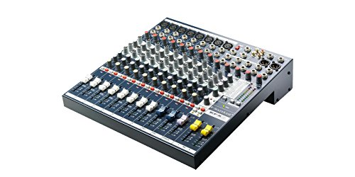 Efx Mixer - Soundcraft EFX8 8-Channel Mixer with 24-bit Lexicon Digital Effects