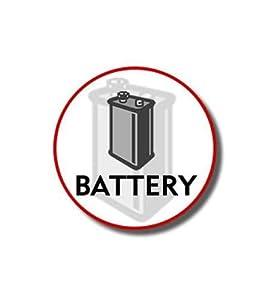 1 - Battery For Kx-tca285 And Kx-tca385