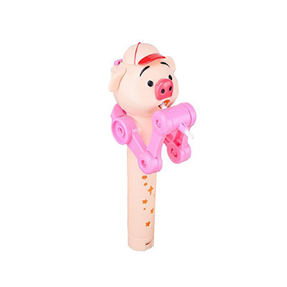 Slri siridescentzb Cerdo Robot Lollipop niños Juguete ...