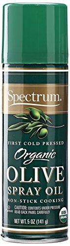 Spectrum Organic Spray Oil Olive