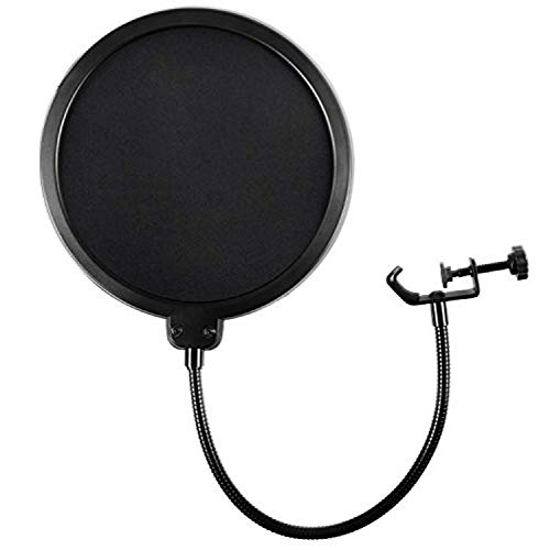 Blue Microphone Pop Filter For and Any Other Microphone Dual