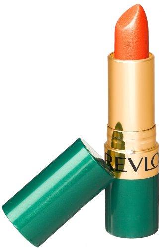 Revlon Moon Drops Lipstick Frost, 24K Orange (706), 0.15 Ounce (Pack of 2) by Revlon