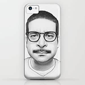 Society6 - Montez Walker (workaholics) Portrait iPhone & iPod Case by Olechka