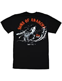 Charging Reaper SOA Adult T-Shirt