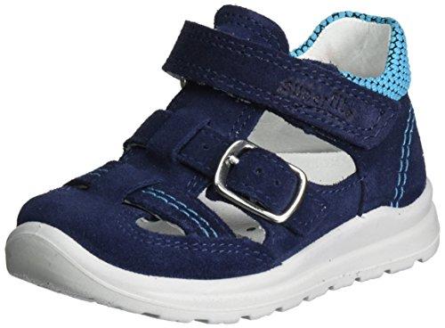 Superfit Mel - Botas de senderismo Bebé-Niñas Blau (ocean Kombi)