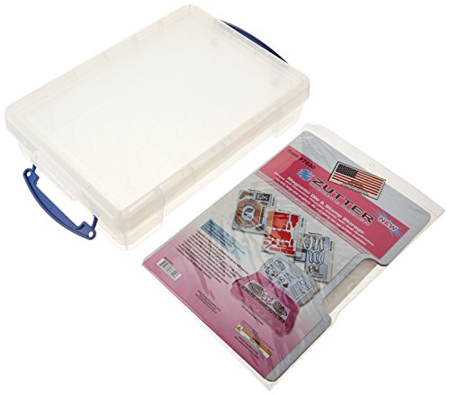 - Zutter Magnetic Die & Stamp Storage box kit