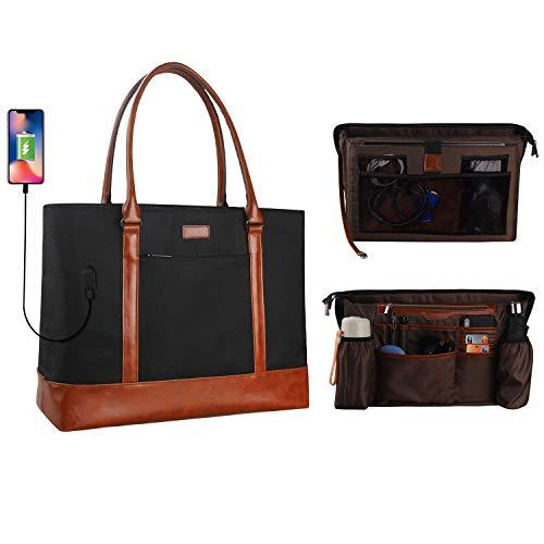 MONSTINA Woman Laptop Tote Bag
