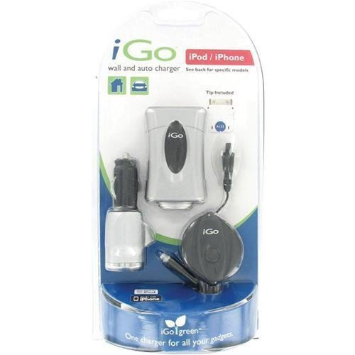 iGo BN002650006 EW5 iPod & iPhone Charging Kit