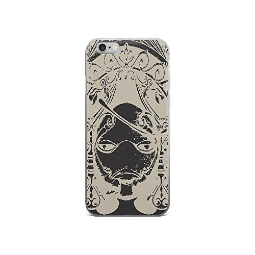 iPhone 6/6s Pure Clear Case Cases Cover 1 Step to Become Grimoire Weiss (Alle Weiß Shop)